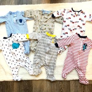 Other - Bundle of Baby Long Pantsuits